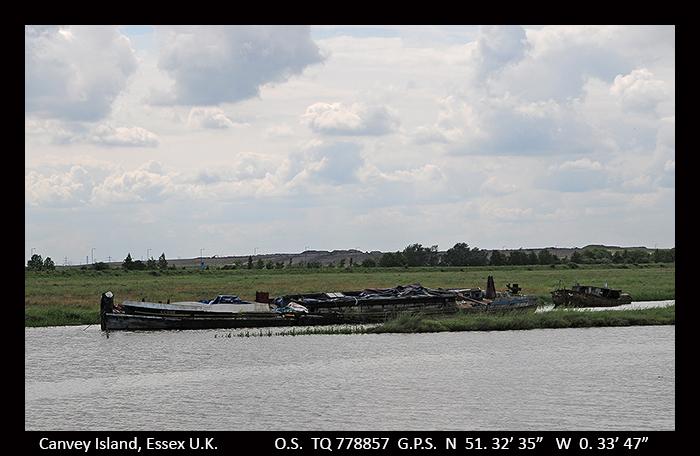 Benfleet Marshes, Essex