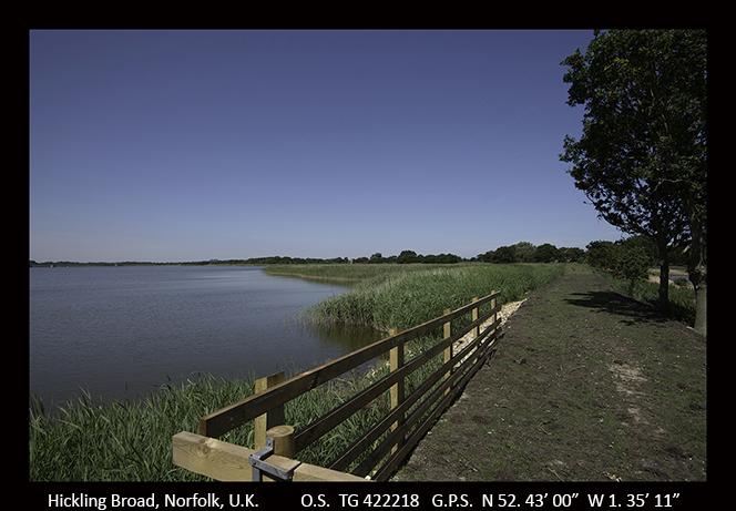 Hickling Broad, Norfolk 8-0778