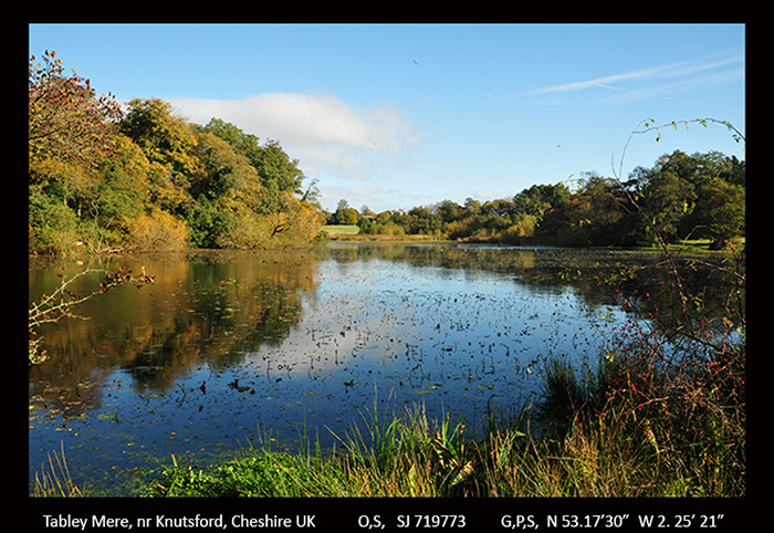 Tabley Mere, Knutsford, Cheshire