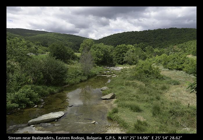 Stream, Byalgradets, Bulgaria 8-8382