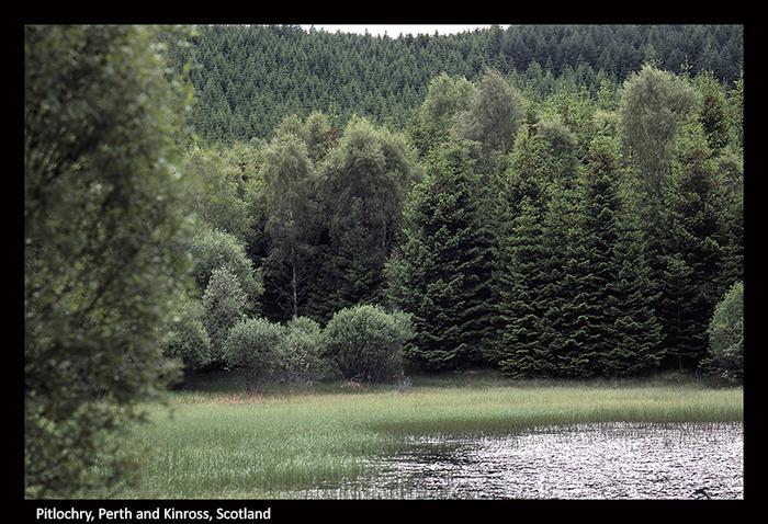 Pitlochry, Scotland 700 +