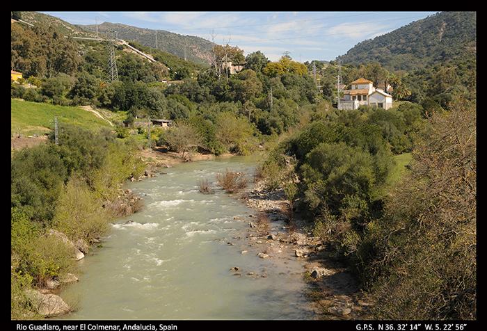 Rio Guadiaro - El Colmenar 1